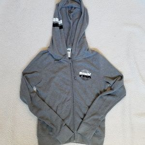 VS PINK perfect zip up hoodie